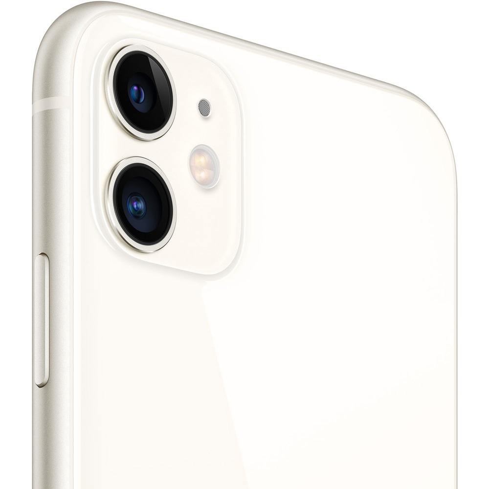 Смартфон Apple iPhone 11 64GB белый - фото 5