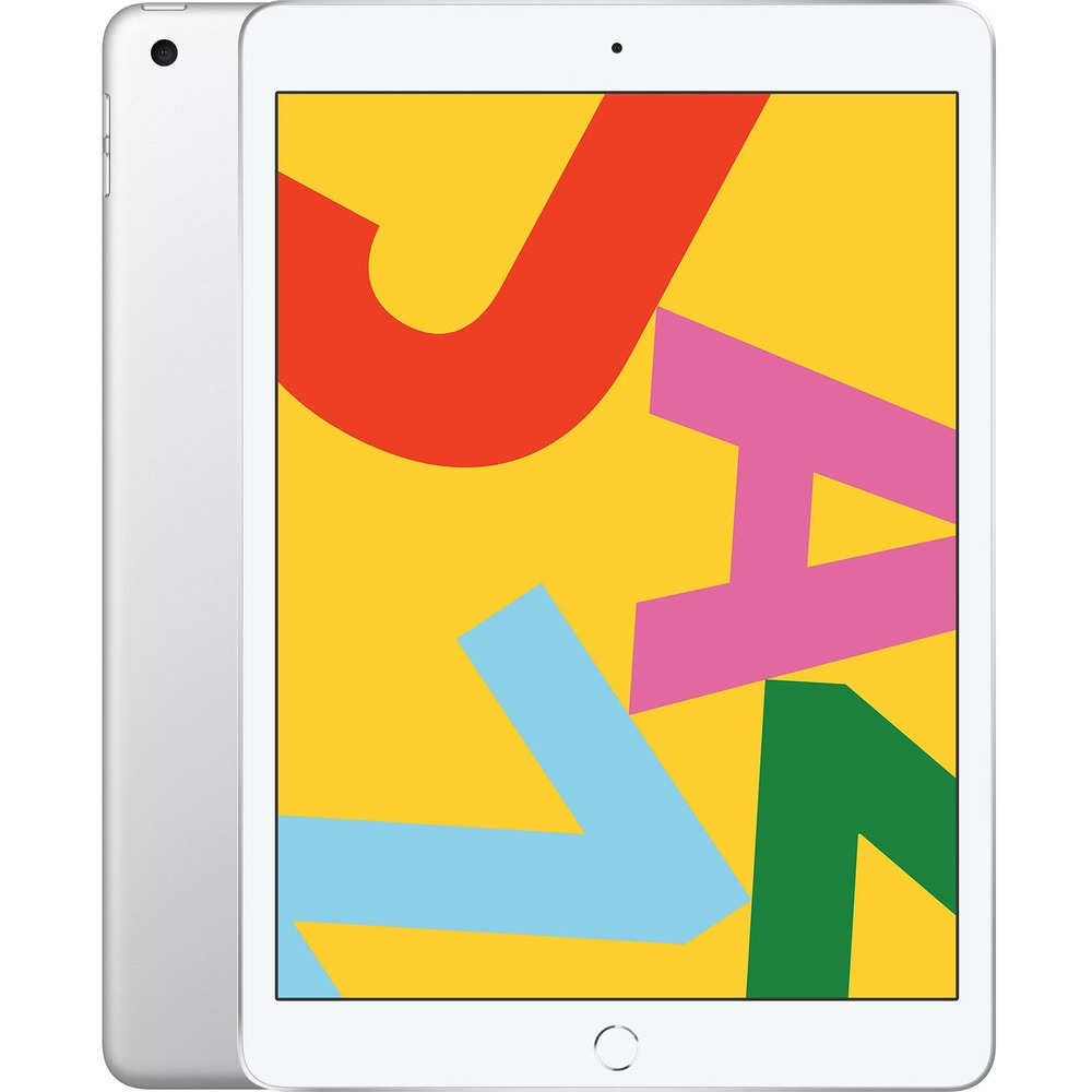 "Планшет Apple iPad 10.2"" Wi-Fi 32GB Silver - фото 1"