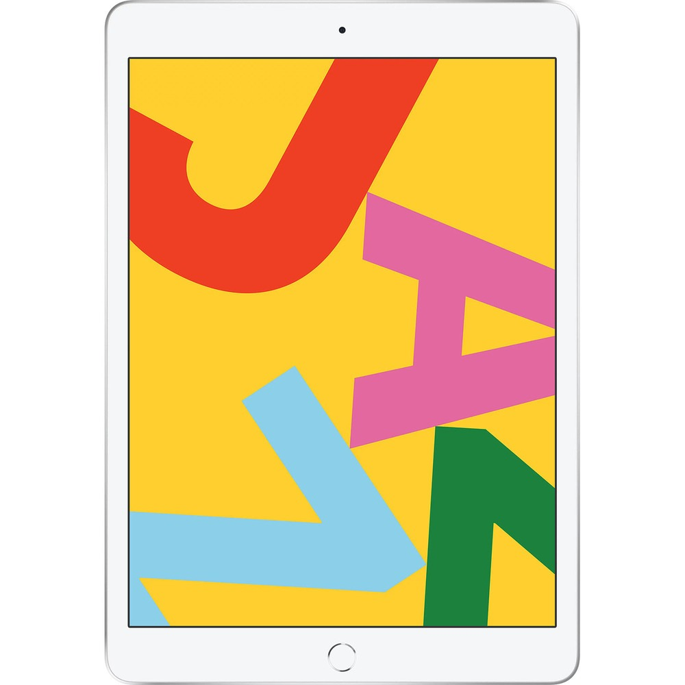 "Планшет Apple iPad 10.2"" Wi-Fi 32GB Silver - фото 2"