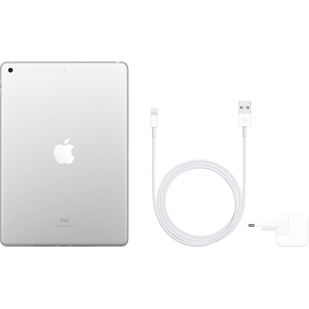 "Планшет Apple iPad 10.2"" Wi-Fi 32GB Silver - фото 5"