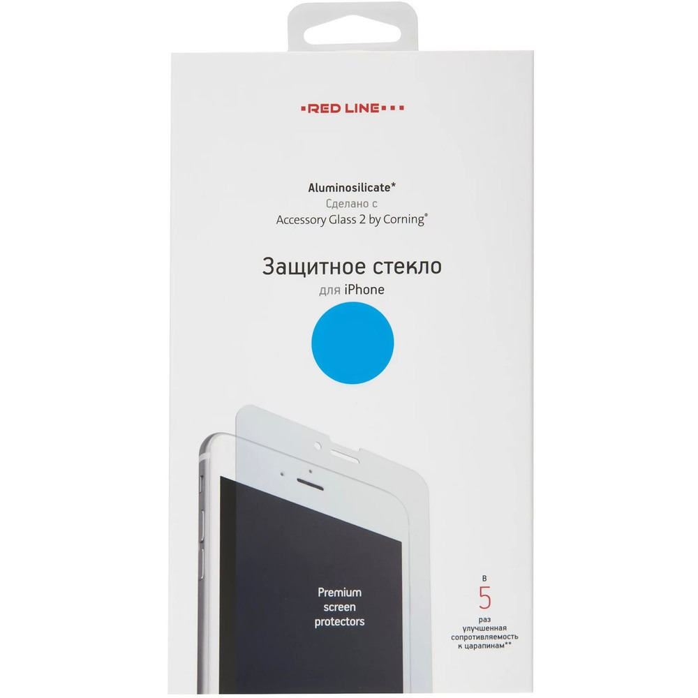 Защитное стекло Red Line Corning Tempered Glass для Apple iPhone 11 - фото 1