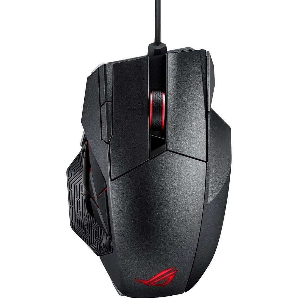 Компьютерная мышь ASUS ROG Spatha 90MP00A1-B0UA00 - фото 1
