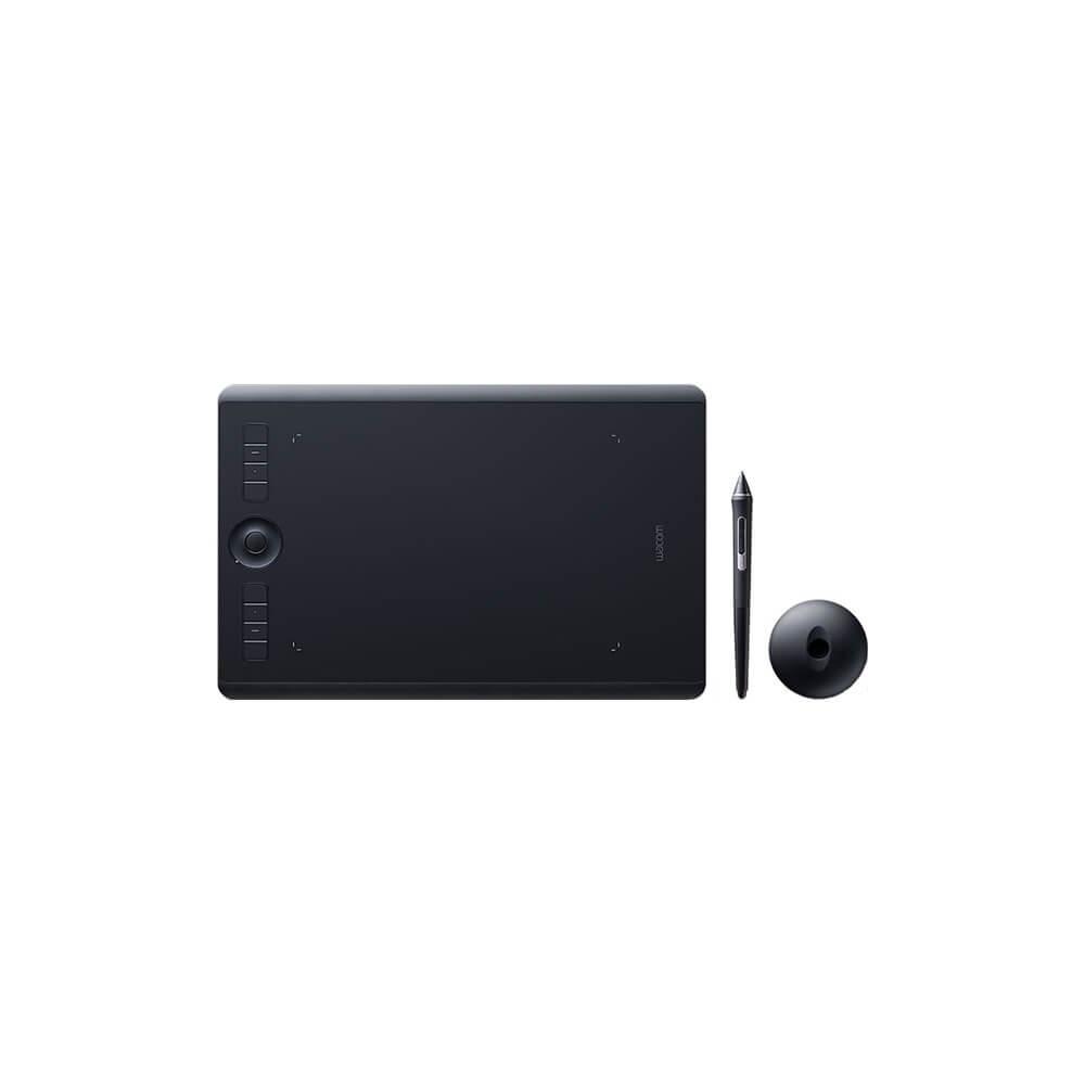 Графический планшет Wacom Intuos Pro Paper M (Medium) PTH-660P-R - фото 1