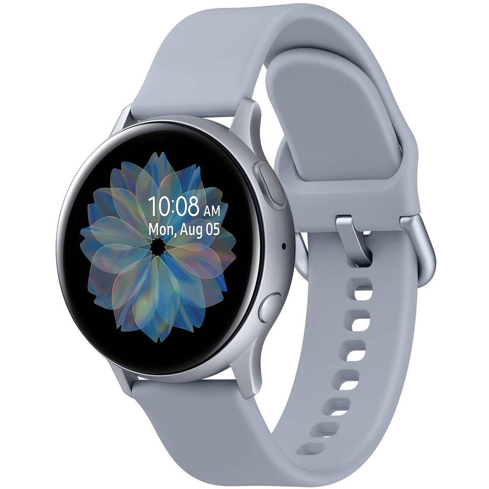 Смарт-часы Samsung Galaxy Watch Active2 44 мм арктика - фото 1