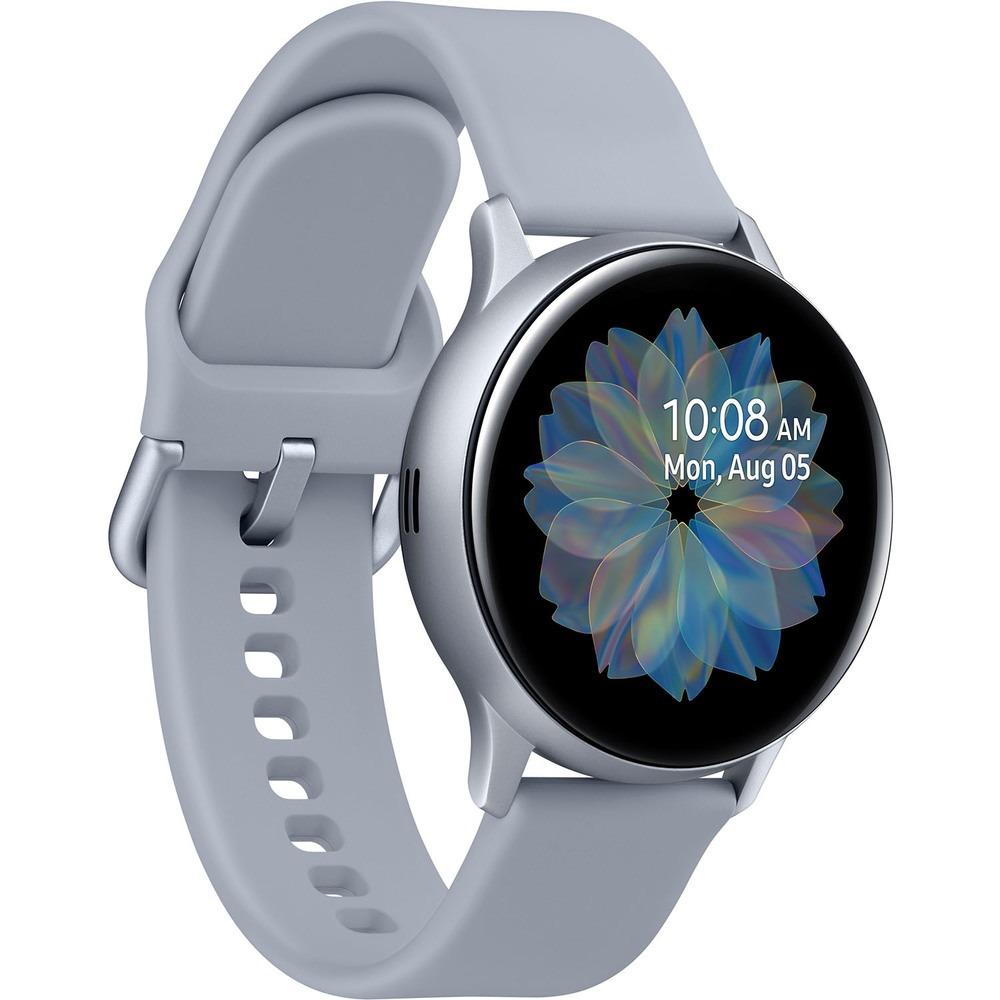 Смарт-часы Samsung Galaxy Watch Active2 44 мм арктика - фото 3