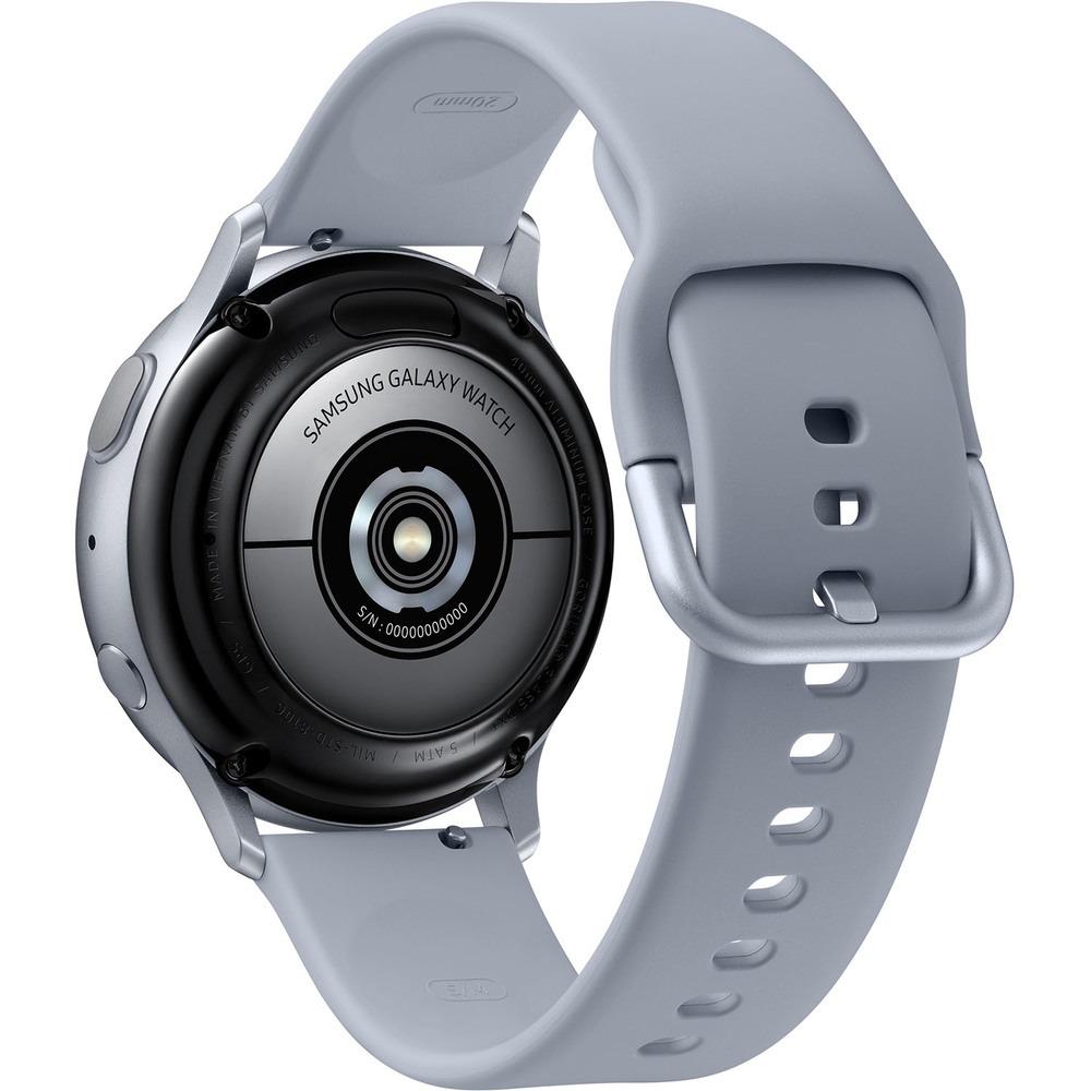 Смарт-часы Samsung Galaxy Watch Active2 44 мм арктика - фото 4