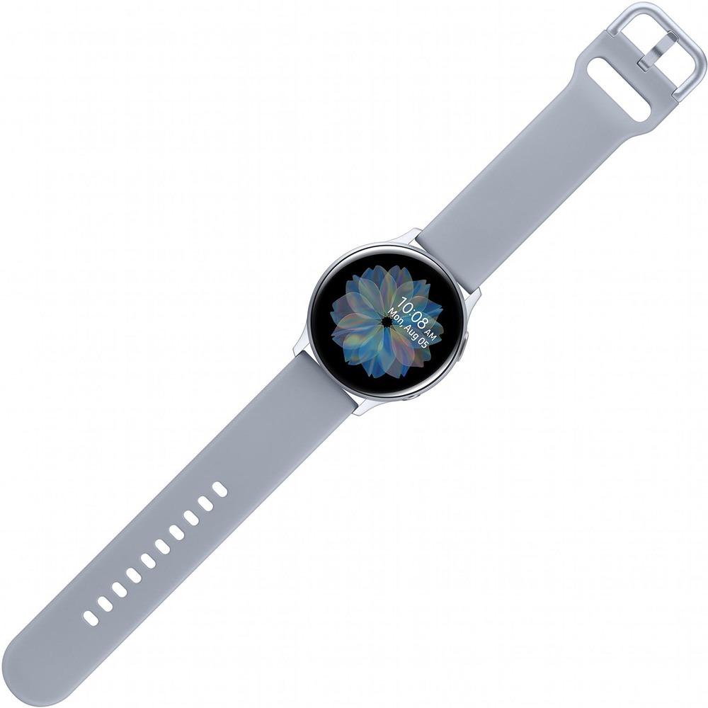 Смарт-часы Samsung Galaxy Watch Active2 44 мм арктика - фото 6