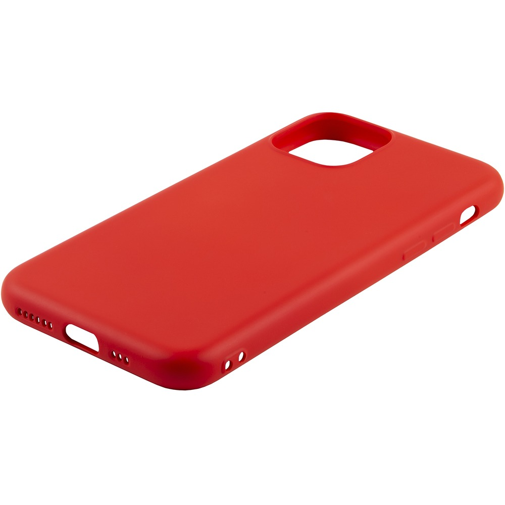 Чехол для смартфона Red Line London для iPhone 11, красный - фото 3