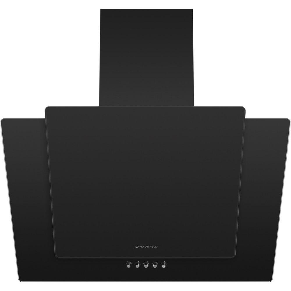 Вытяжка Maunfeld WIND 50 Glass Black - фото 1