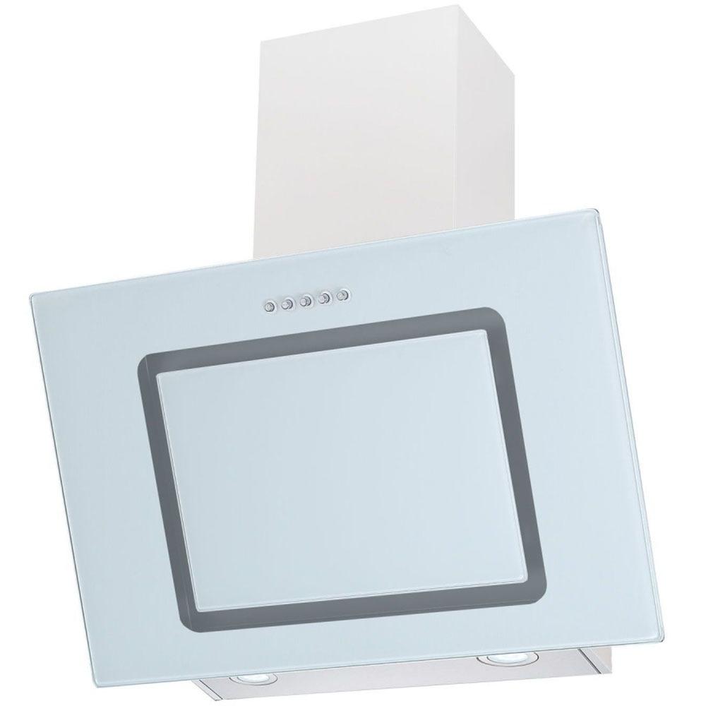 Вытяжка Maunfeld YORK PUSH 60 Glass White - фото 1