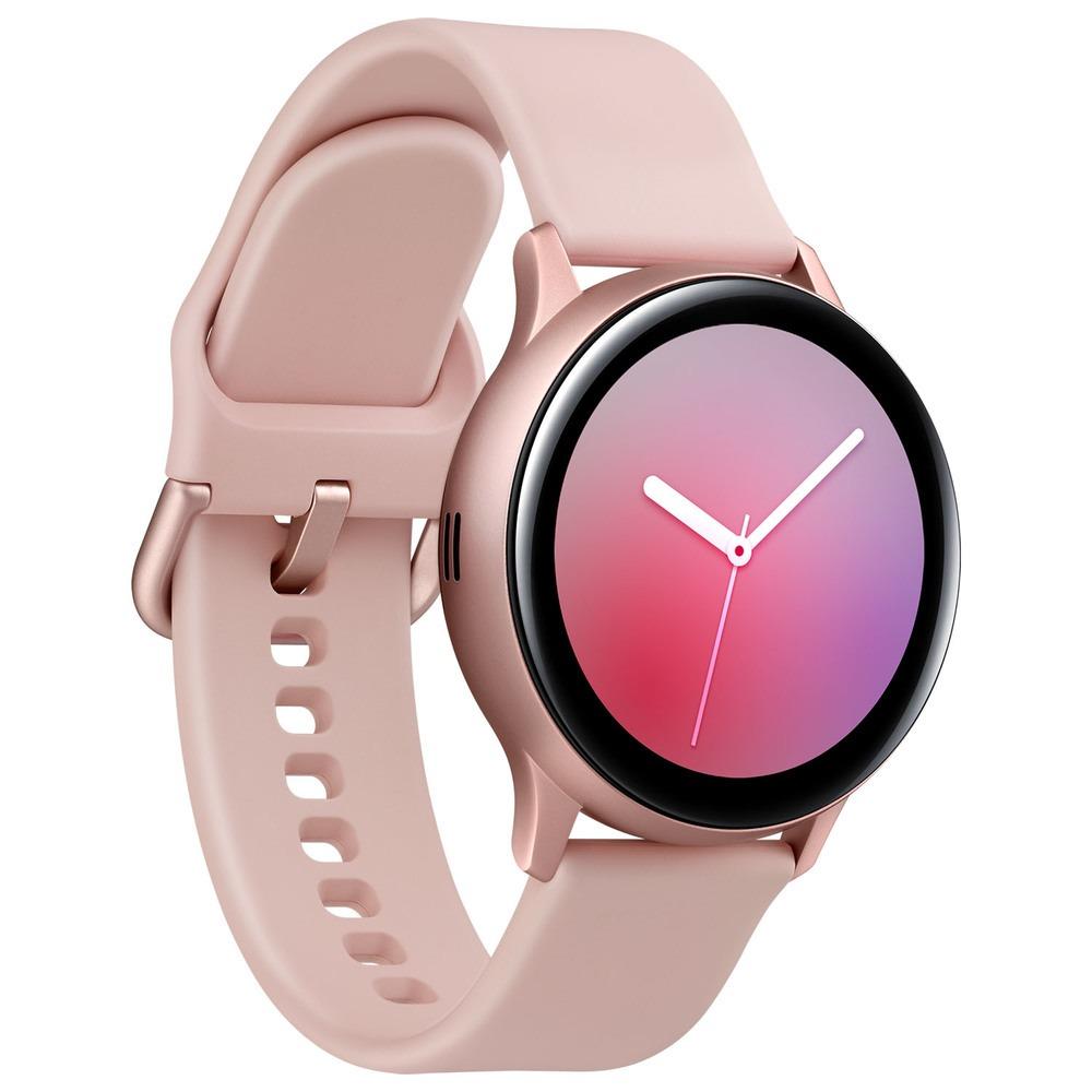 Смарт-часы Samsung Galaxy Watch Active2 40 мм золото - фото 3
