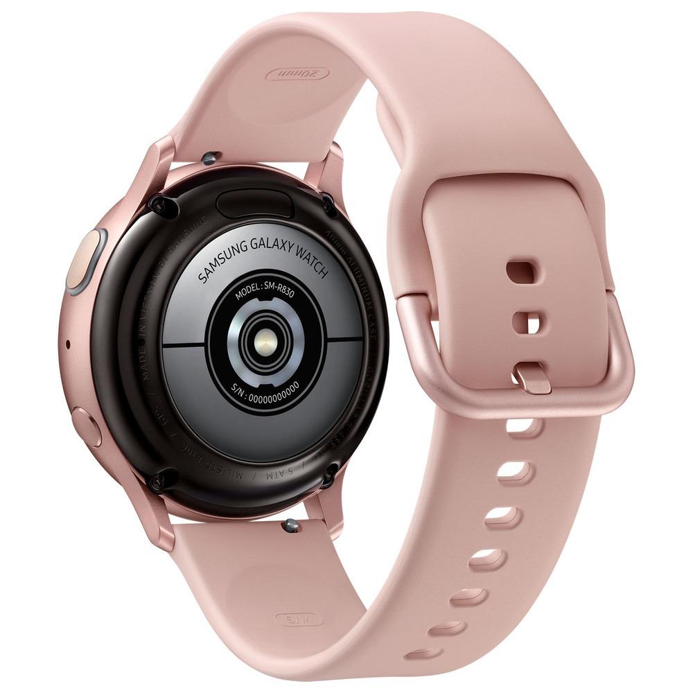 Смарт-часы Samsung Galaxy Watch Active2 40 мм золото - фото 4