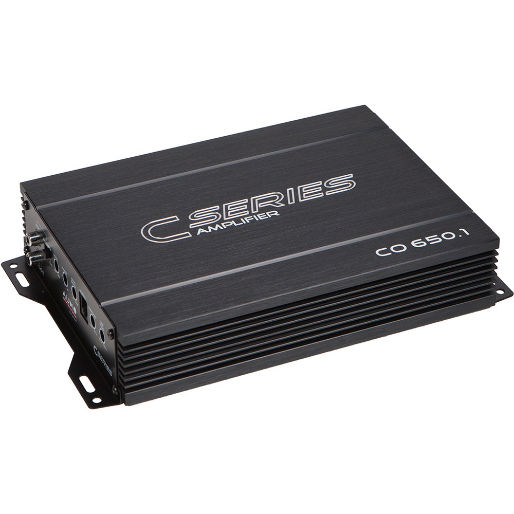 Автомобильный усилитель Audio System CO-650.1 - фото 1