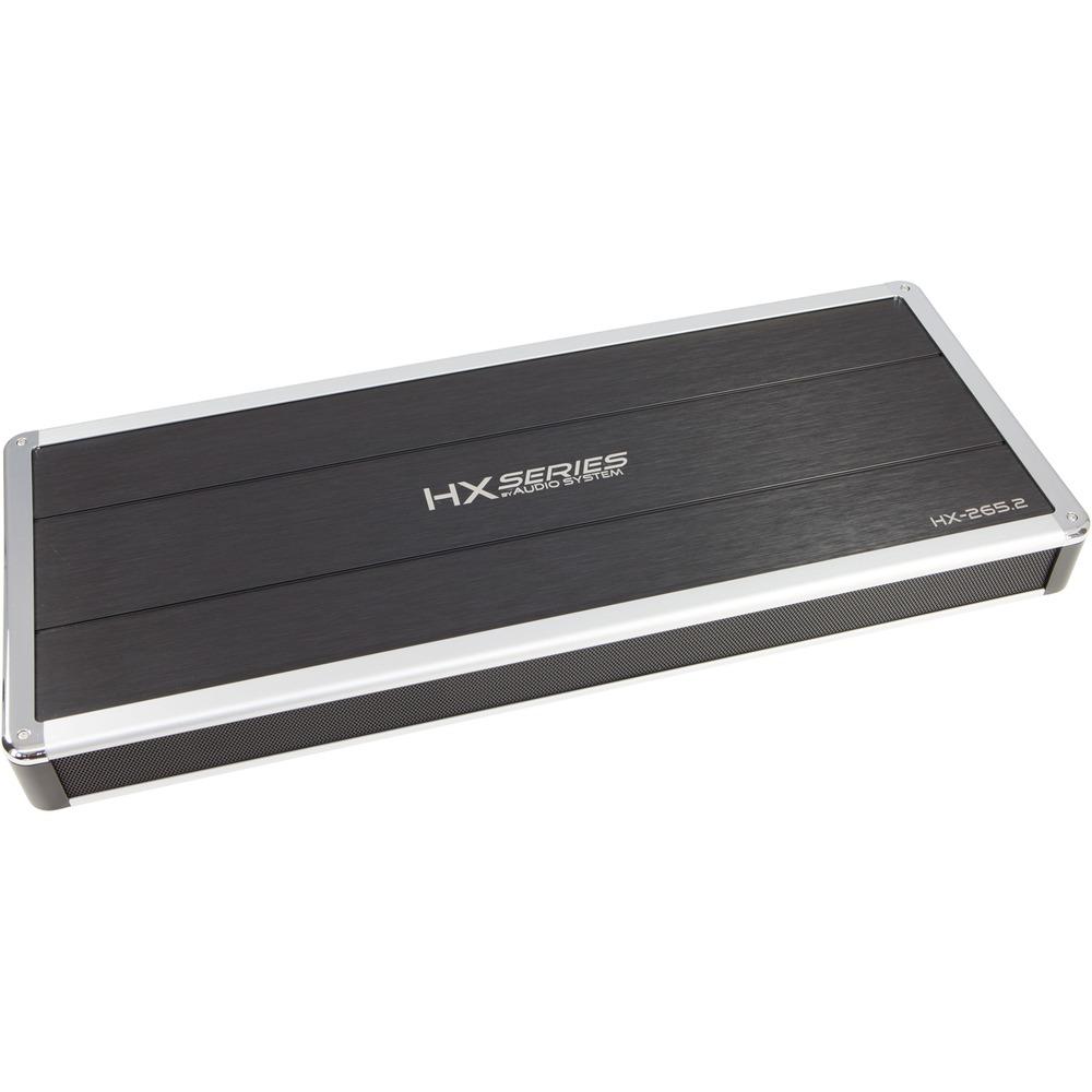 Автомобильный усилитель Audio System HX-Series HX-265.2 - фото 1