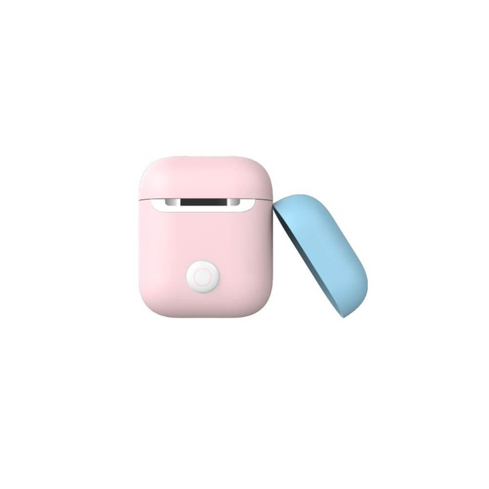 Чехол для AirPods SwitchEasy Colors GS-108-71-139-41 розовый - фото 1