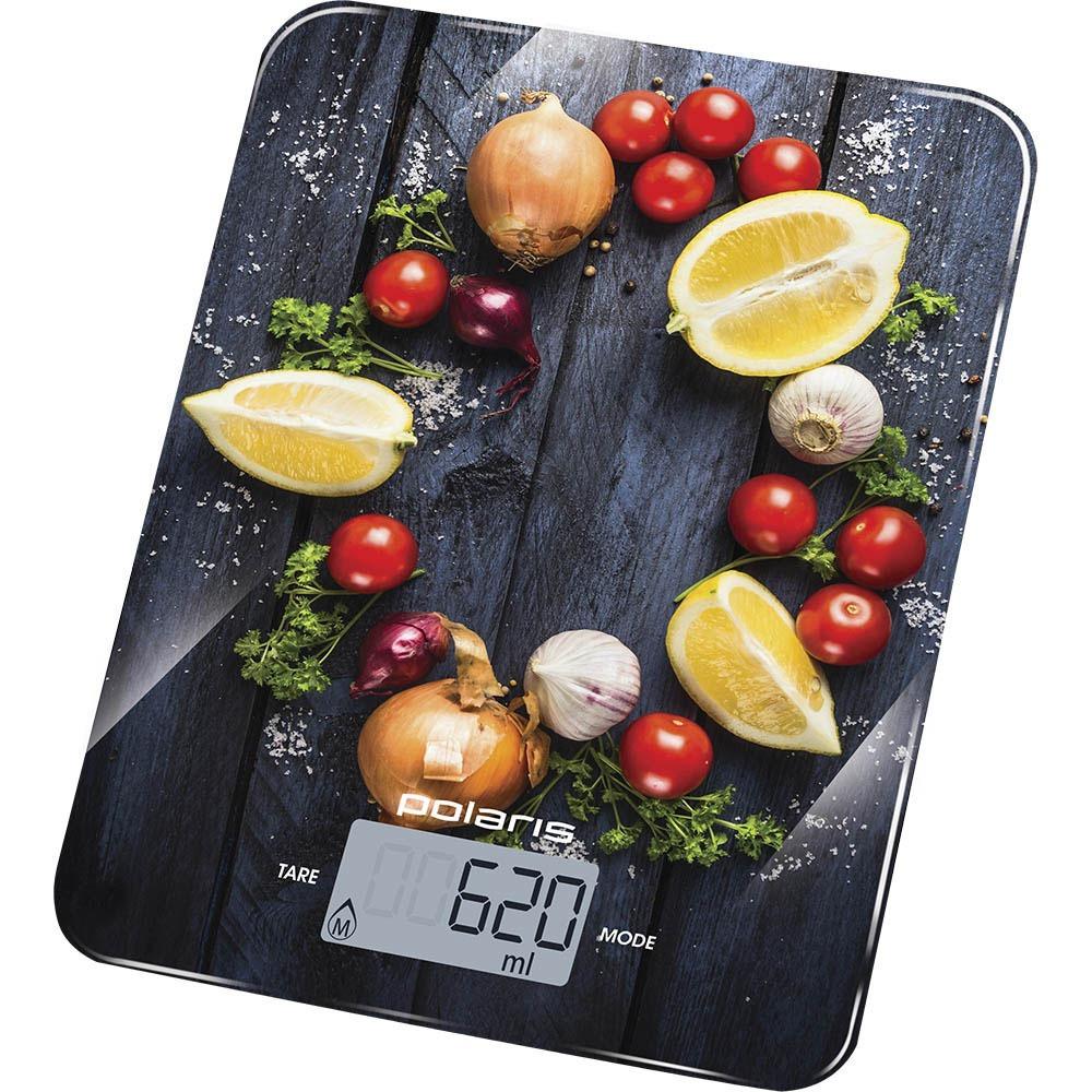 Кухонные весы Polaris PKS 1050DG - фото 1