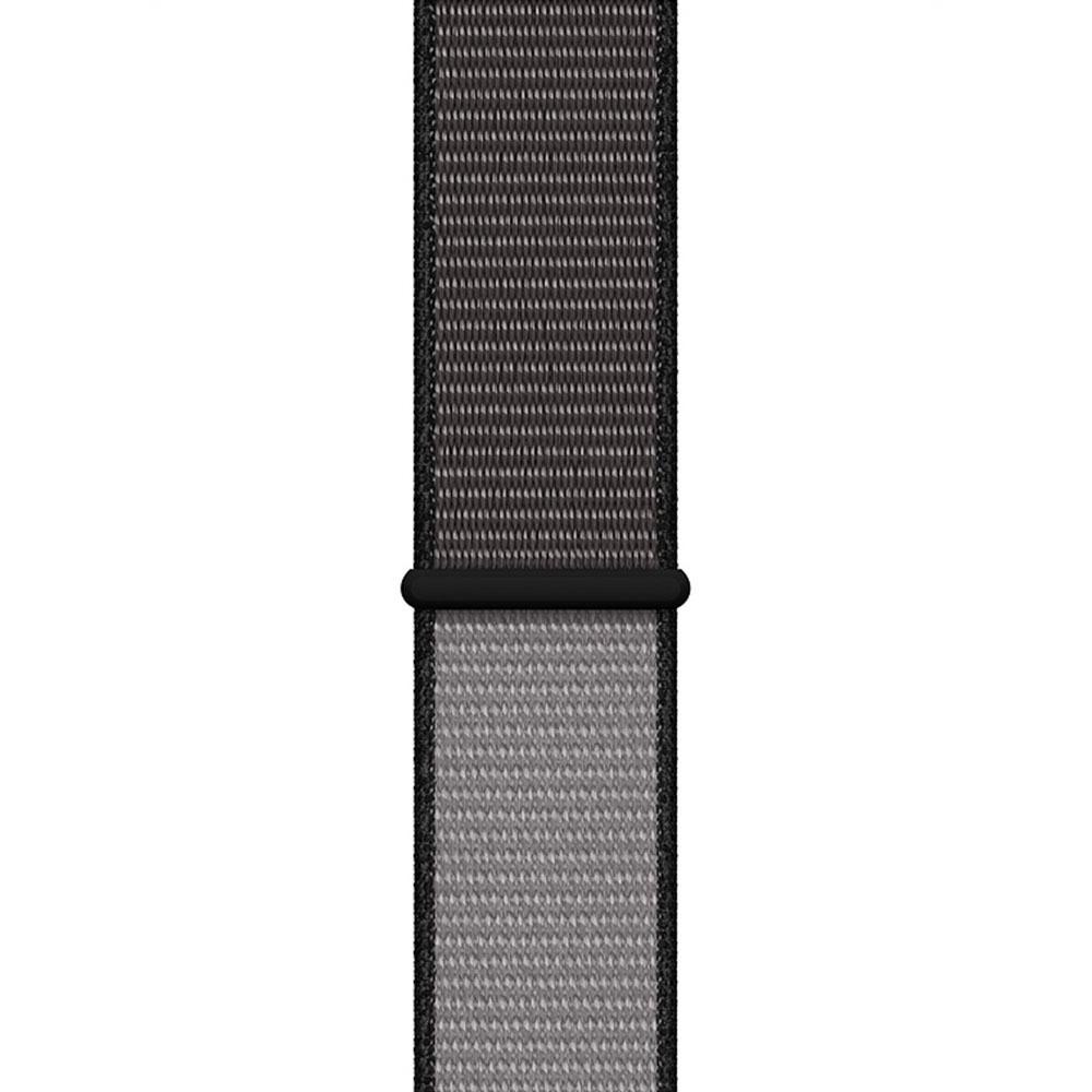 Ремешок для умных часов Apple Watch 44 мм, темный графит (MWTY2ZM/A) - фото 1