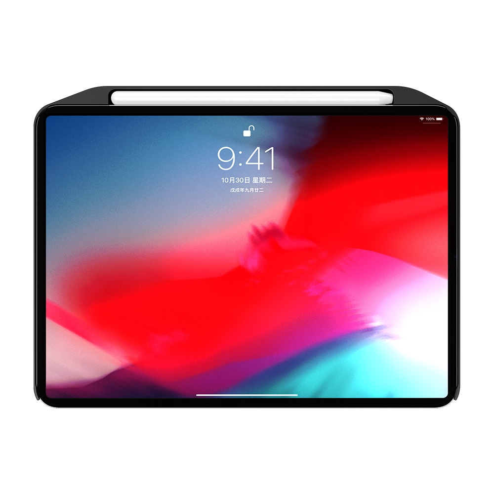 Чехол для планшета SwitchEasy CoverBuddy для iPad Pro 11 черный - фото 1