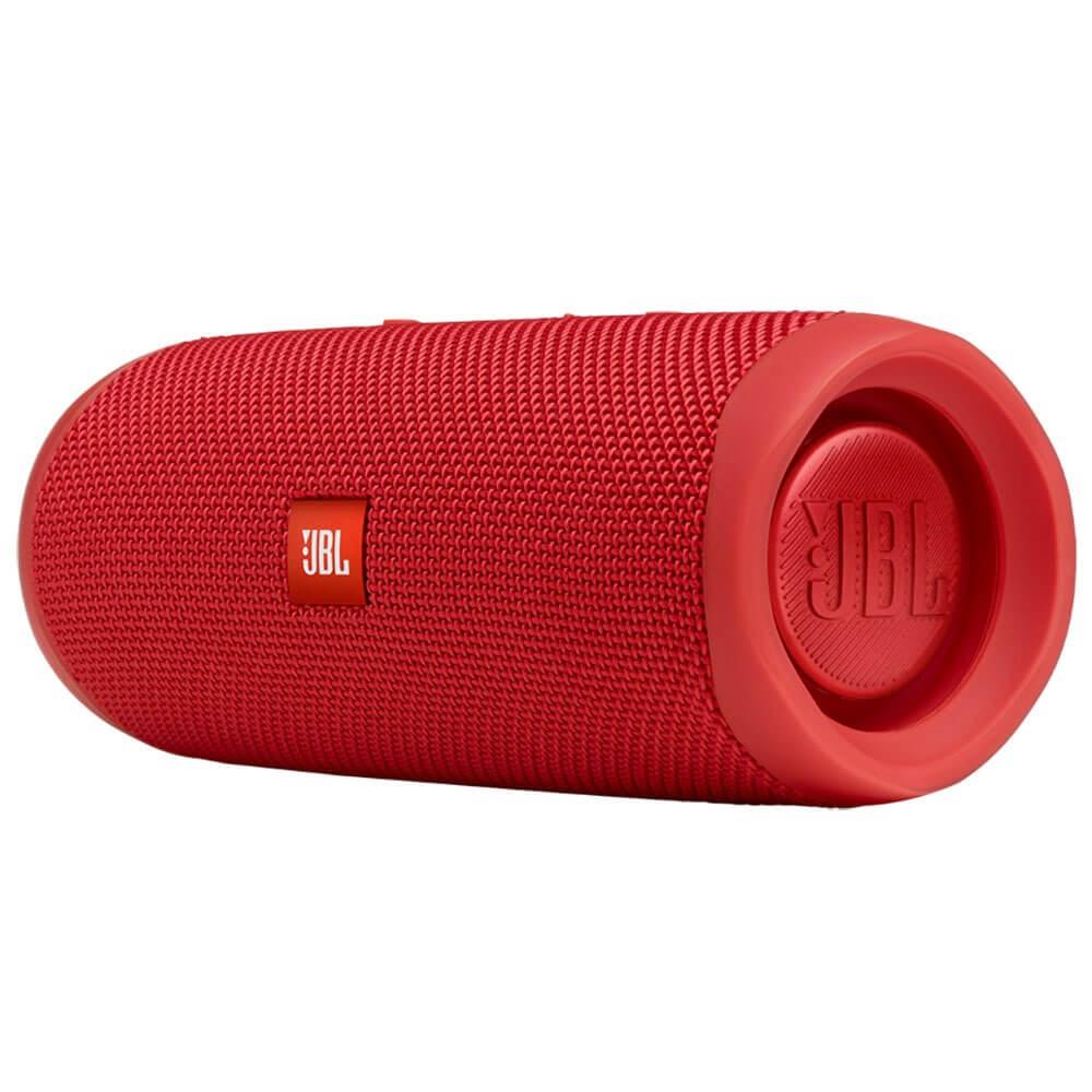 Портативная акустика JBL Flip 5 Red - фото 1