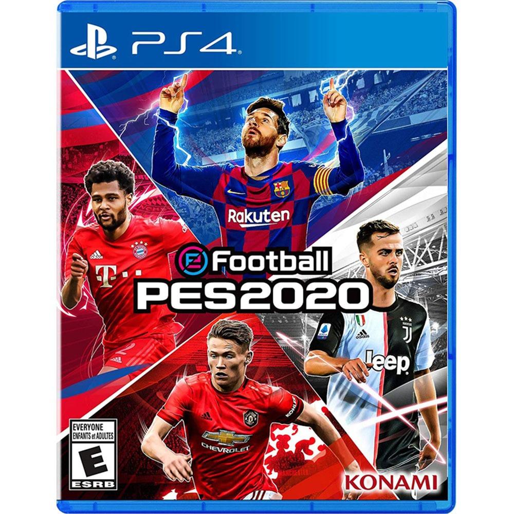eFootball PES 2020 PS4, русская версия - фото 1