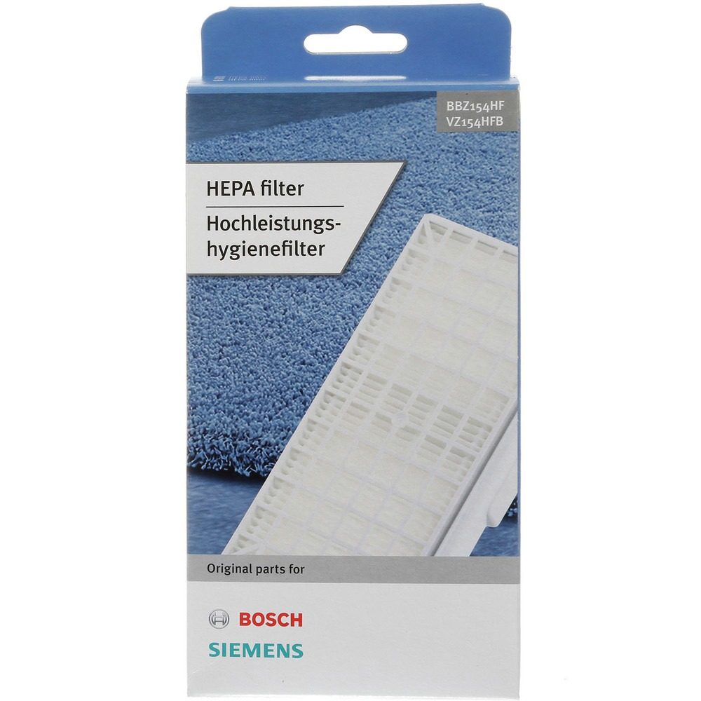 Фильтр для пылесоса Bosch BBZ154HF - фото 1