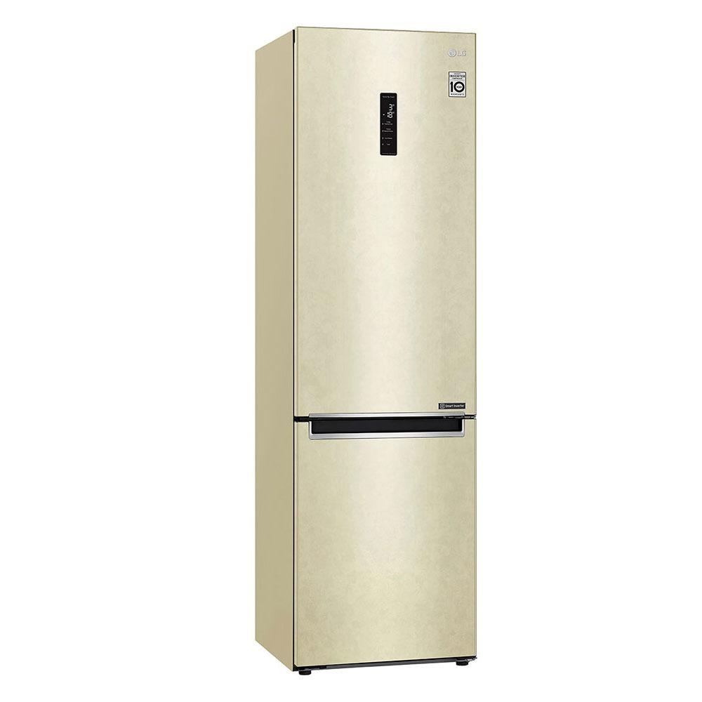 Холодильник LG DoorCooling GA-B 509 MESL - фото 1