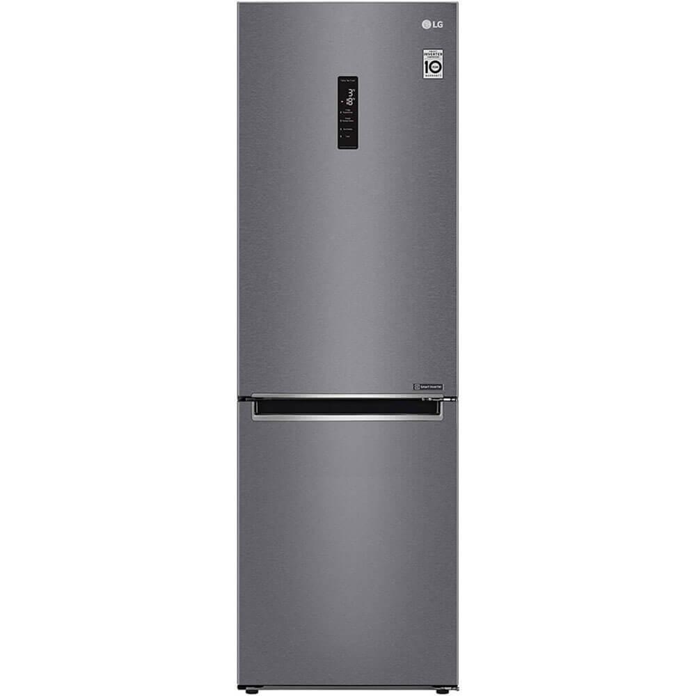 Холодильник LG GA-B509MLSL DoorCooling - фото 1