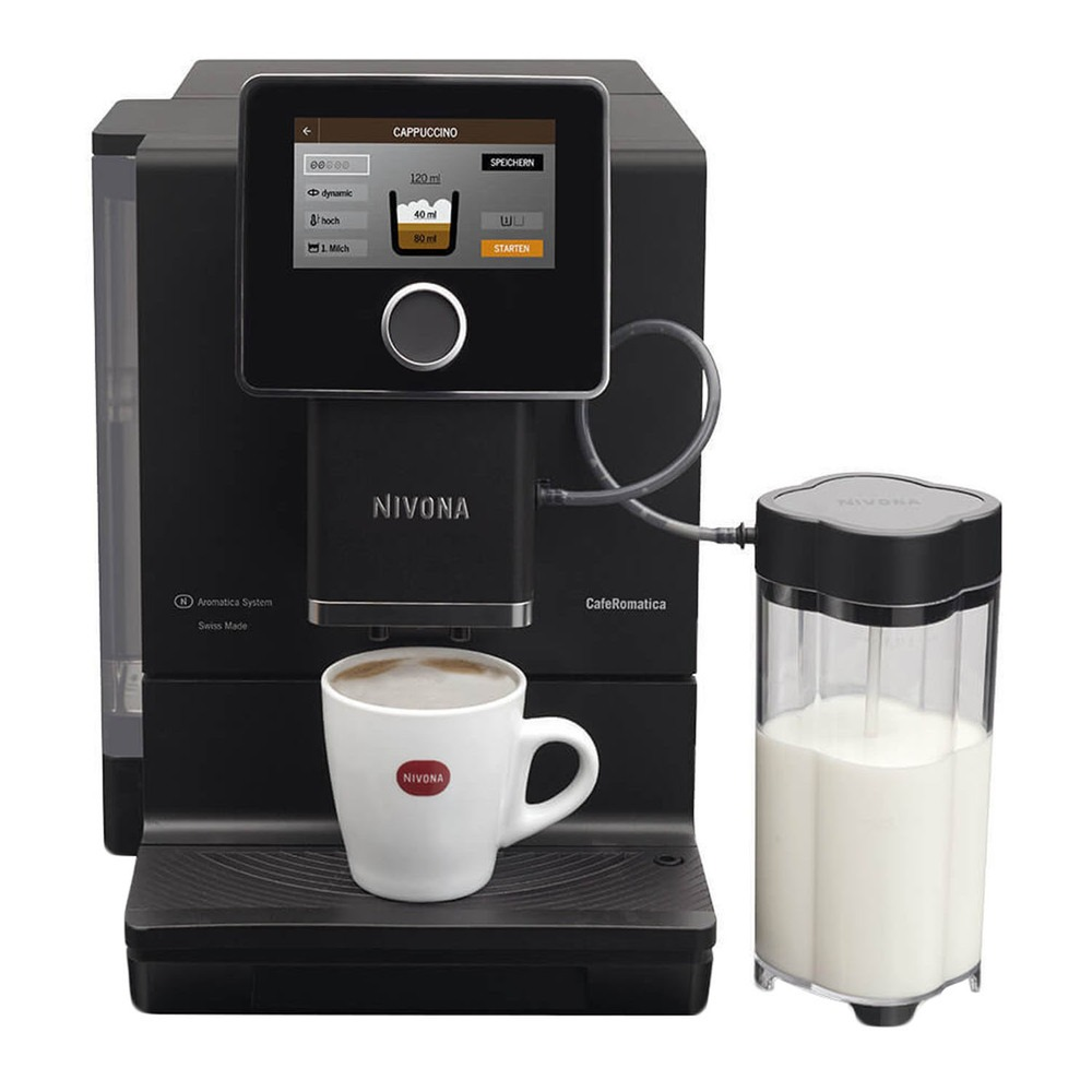 Кофемашина Nivona NICR 960 CafeRomatica - фото 1