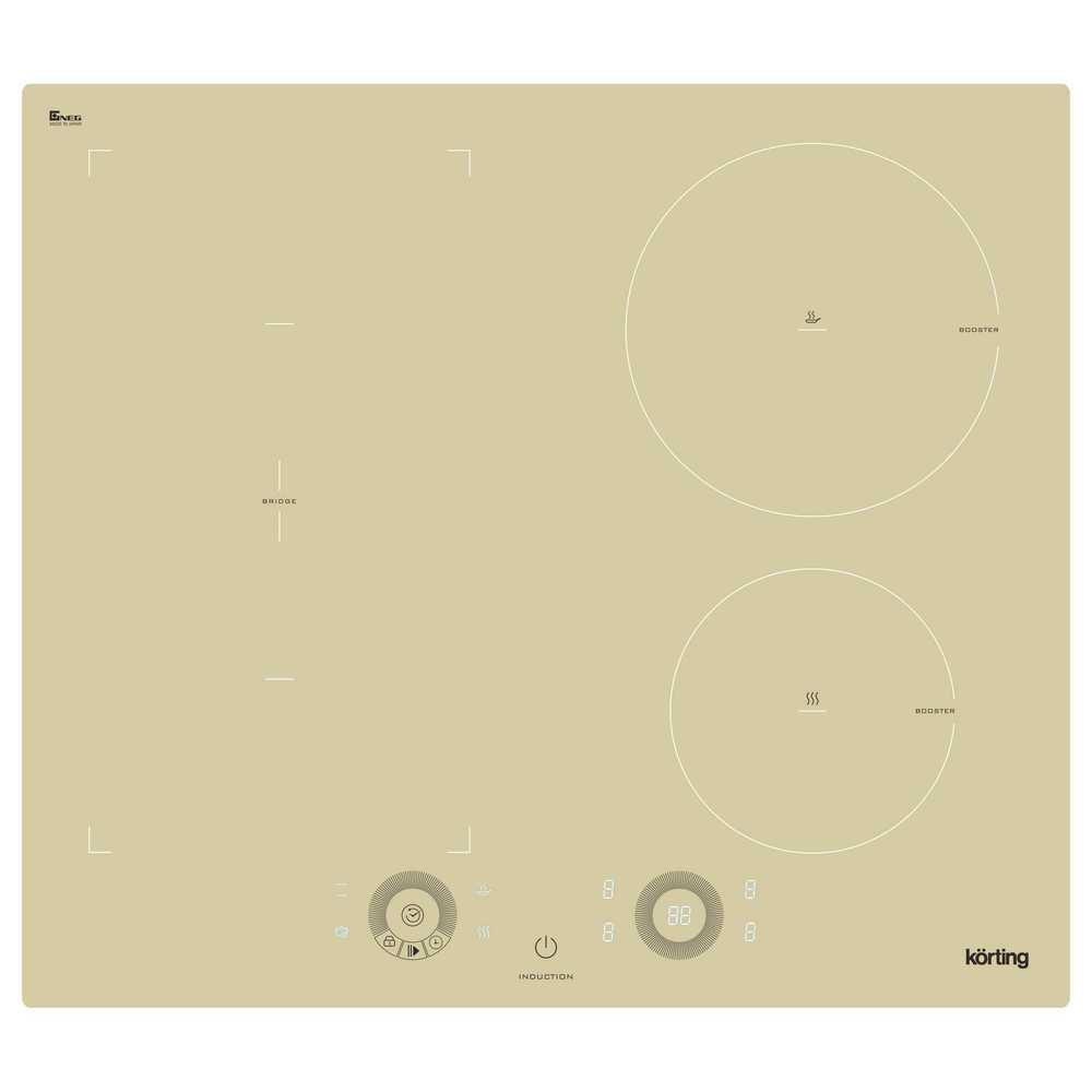 Варочная поверхность Korting HIB 64760 BB Smart - фото 1