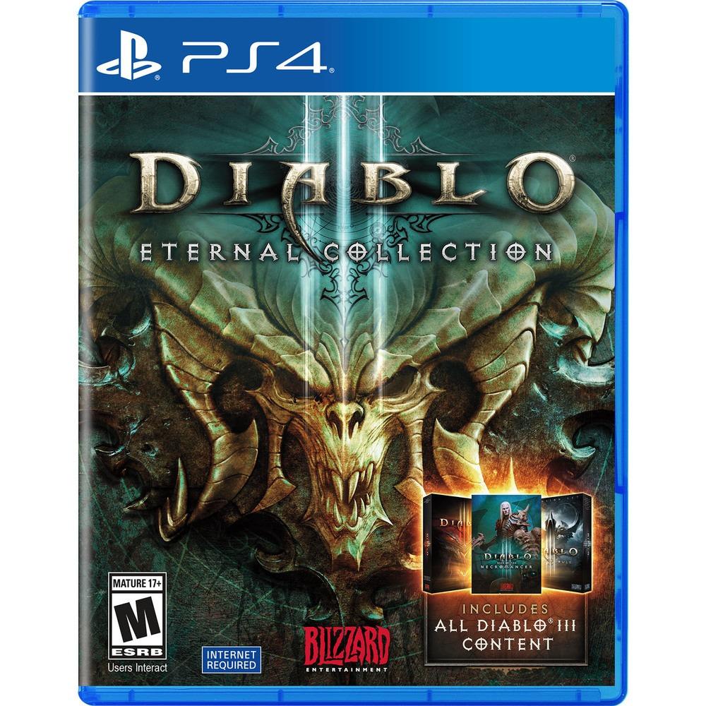 Diablo III: Eternal Collection PS4, русская версия - фото 1