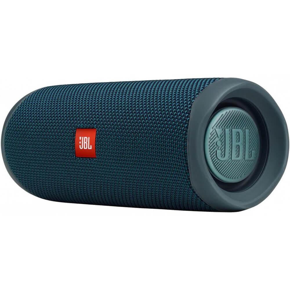 Портативная акустика JBL Flip 5 Blue - фото 1