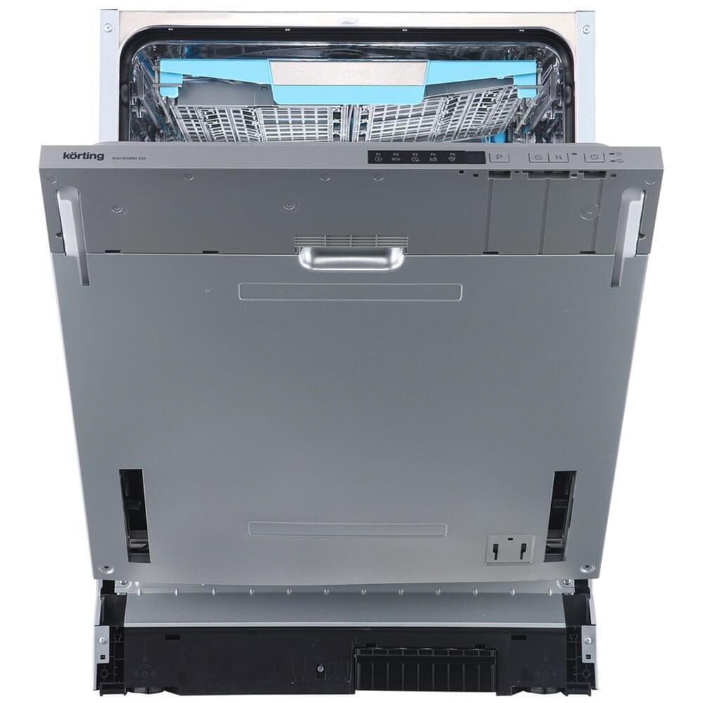 Встраиваемая посудомоечная машина Korting KDI 60460 SD - фото 1