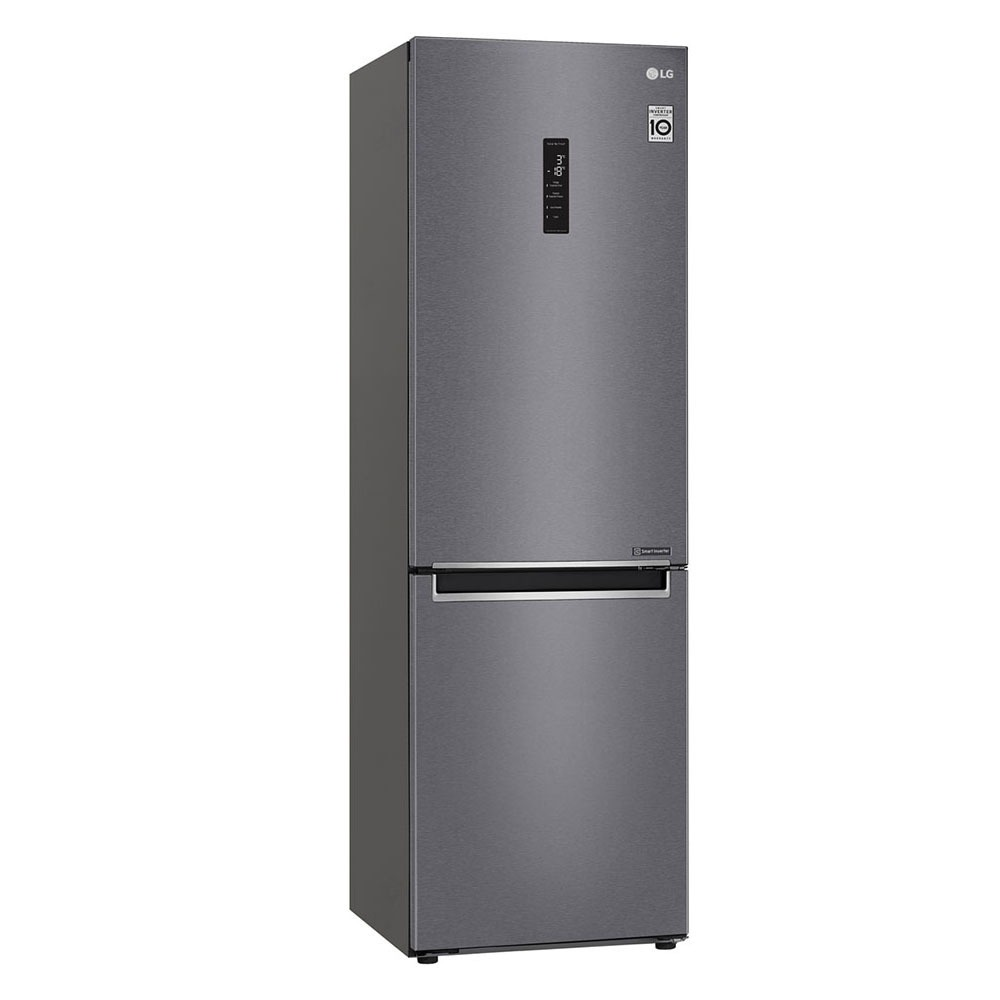 Холодильник LG GA-B459MLSL DoorCooling+ - фото 1