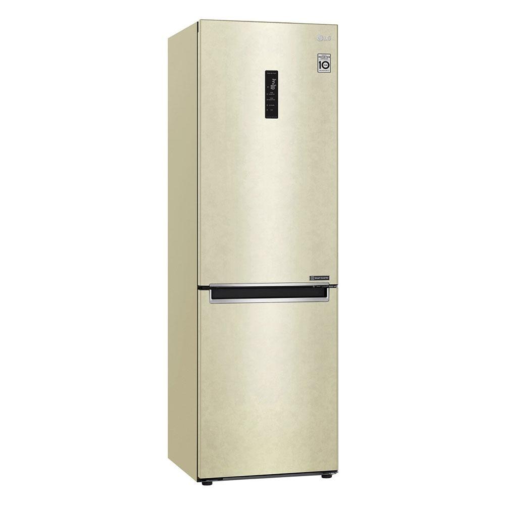 Холодильник LG GA-B459MESL DoorCooling+ - фото 1