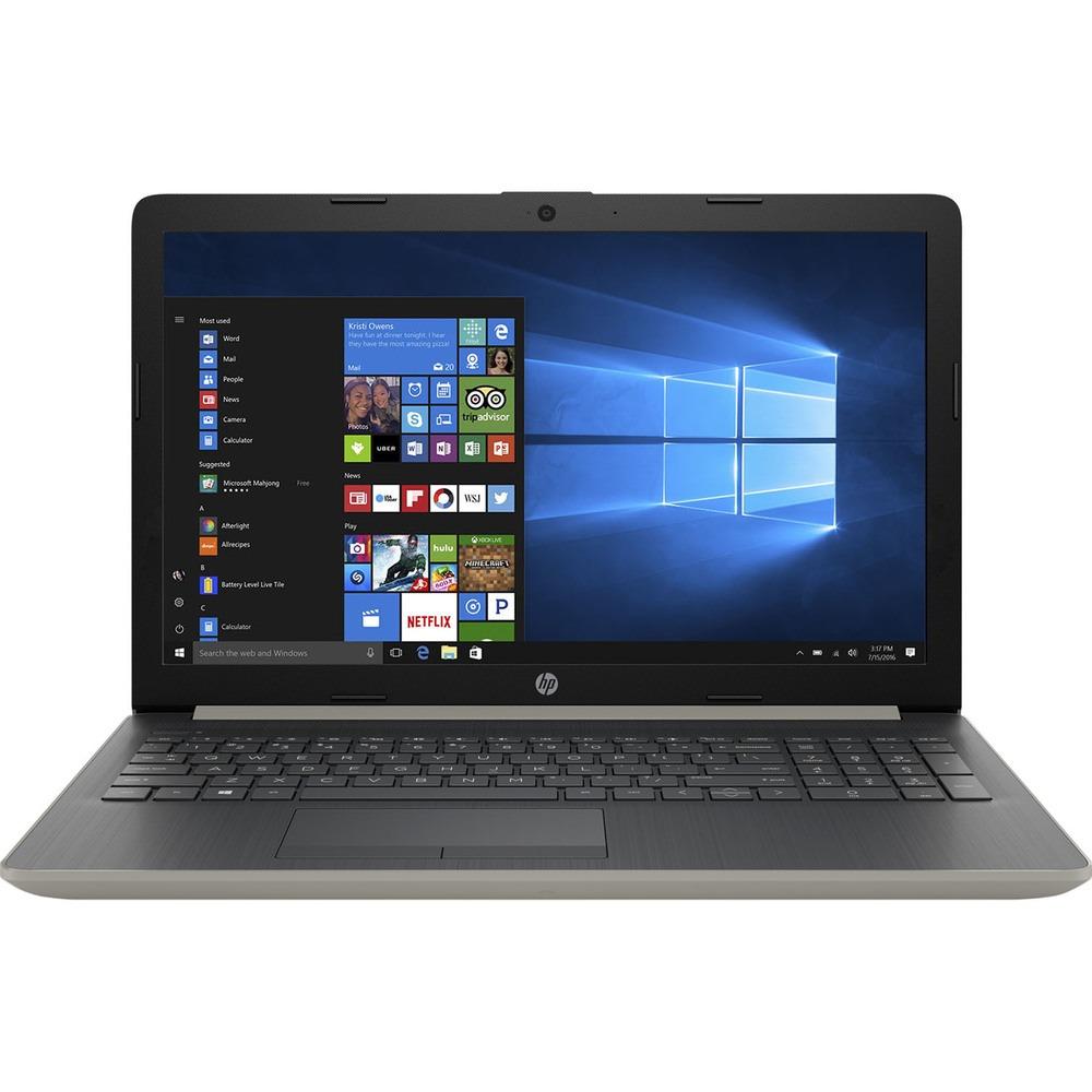 Ноутбук HP 15-da0420ur Gold (6SY08EA) - фото 1