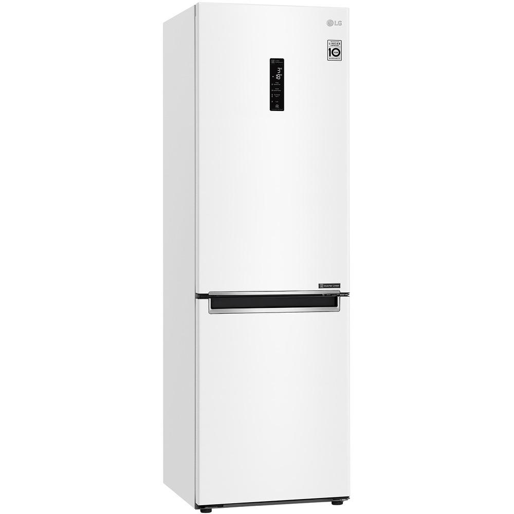 Холодильник LG GA-B459MQQZ DoorCooling+ - фото 1