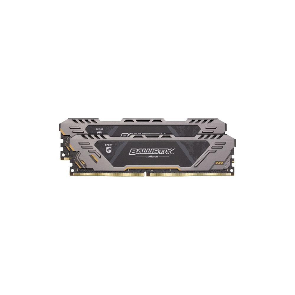 Оперативная память Crucial 16GB PC21300 DDR4 KIT2 BLS2K8G4D26BFSTK - фото 1