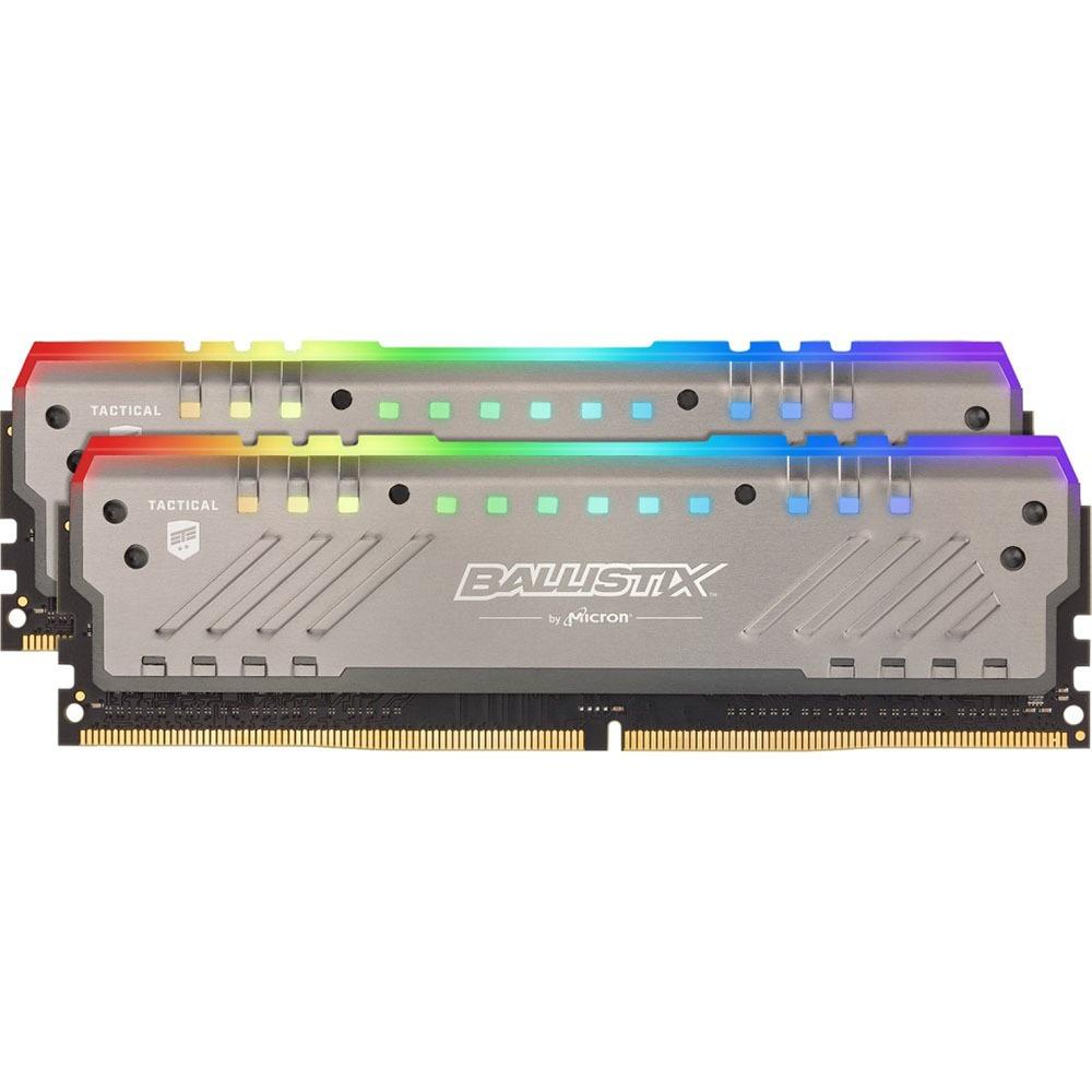 Оперативная память Crucial 16GB PC24000 DDR4 KIT2 BLT2K8G4D30AET4K - фото 1