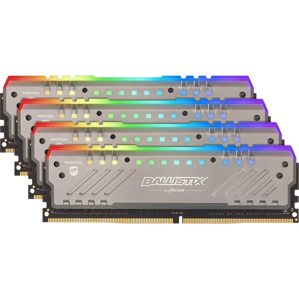 Оперативная память Crucial 32GB PC24000 DDR4 KIT4 BLT4K8G4D30AET4K - фото 1