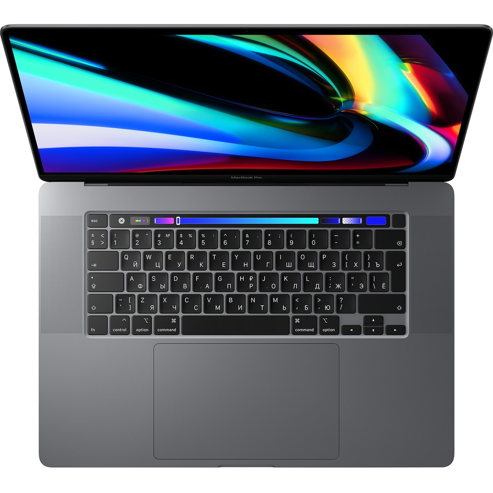 Ноутбук Apple MacBook Pro 16 серый космос (MVVJ2RU/A) - фото 2