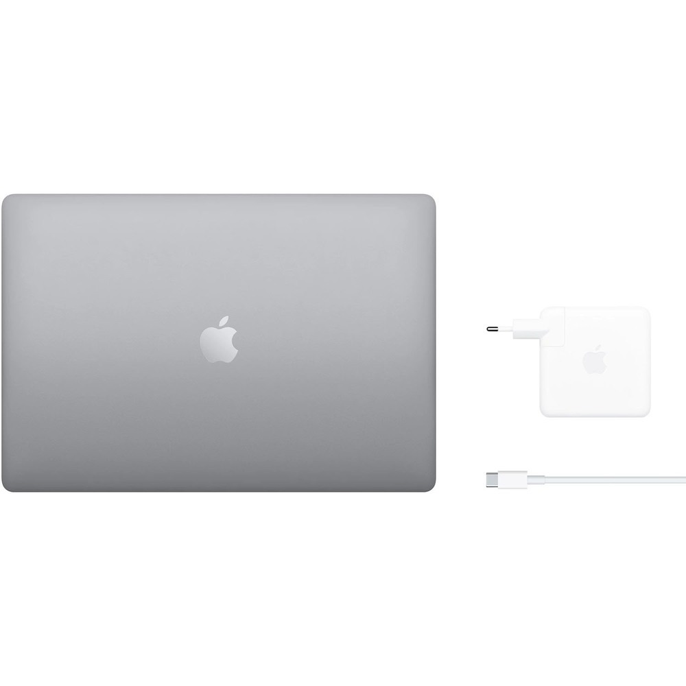 Ноутбук Apple MacBook Pro 16 серый космос (MVVJ2RU/A) - фото 8