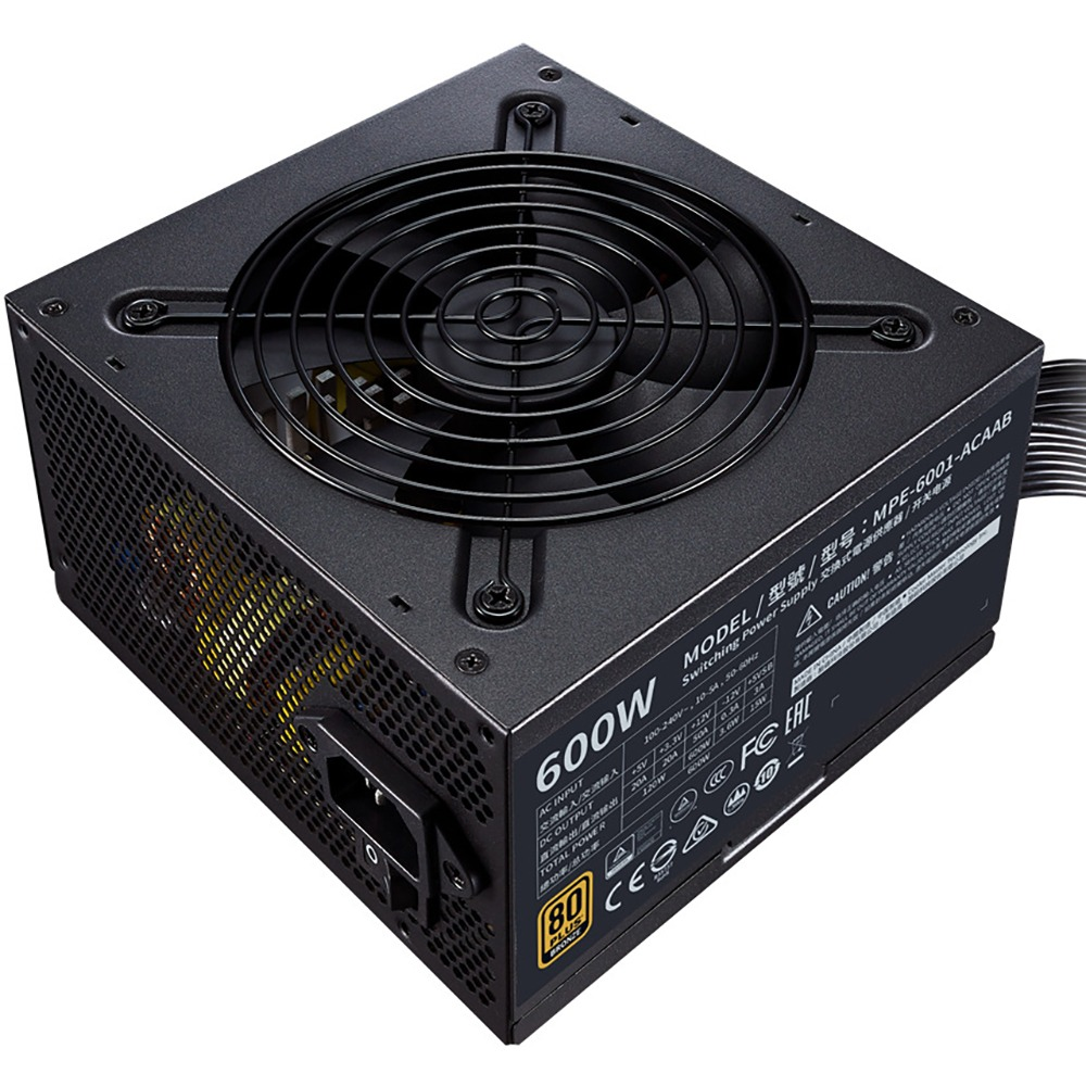 Блок питания Cooler Master MPE-6001-ACABW - фото 1