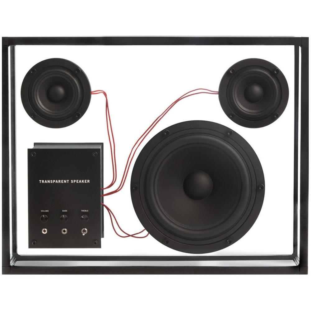 Портативная акустика Transparent Sound Speaker - фото 1