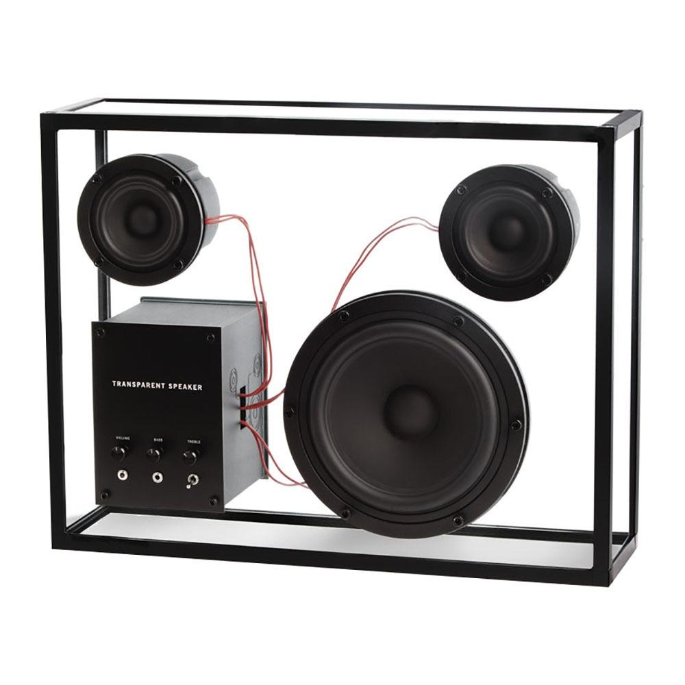 Портативная акустика Transparent Sound Speaker - фото 2