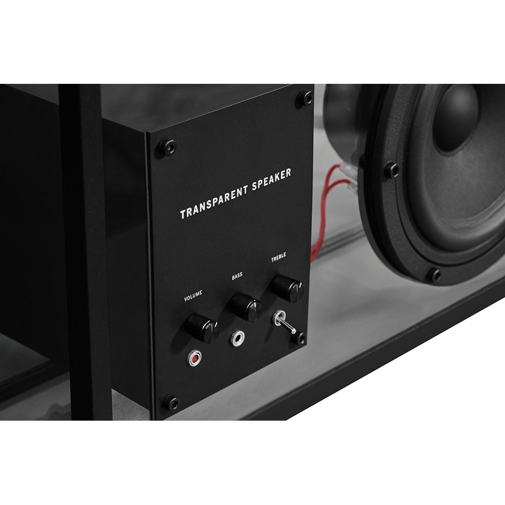 Портативная акустика Transparent Sound Speaker - фото 4