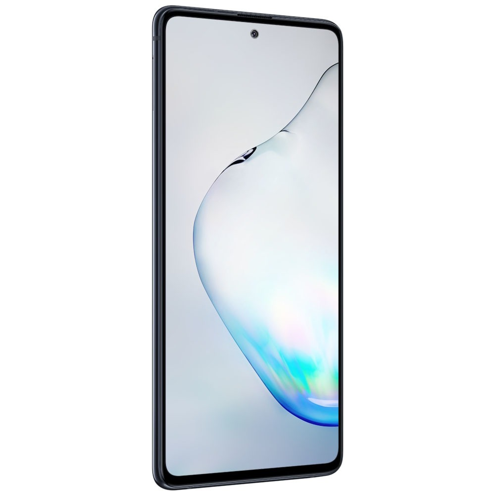 Смартфон Samsung Galaxy Note10 Lite черный - фото 4
