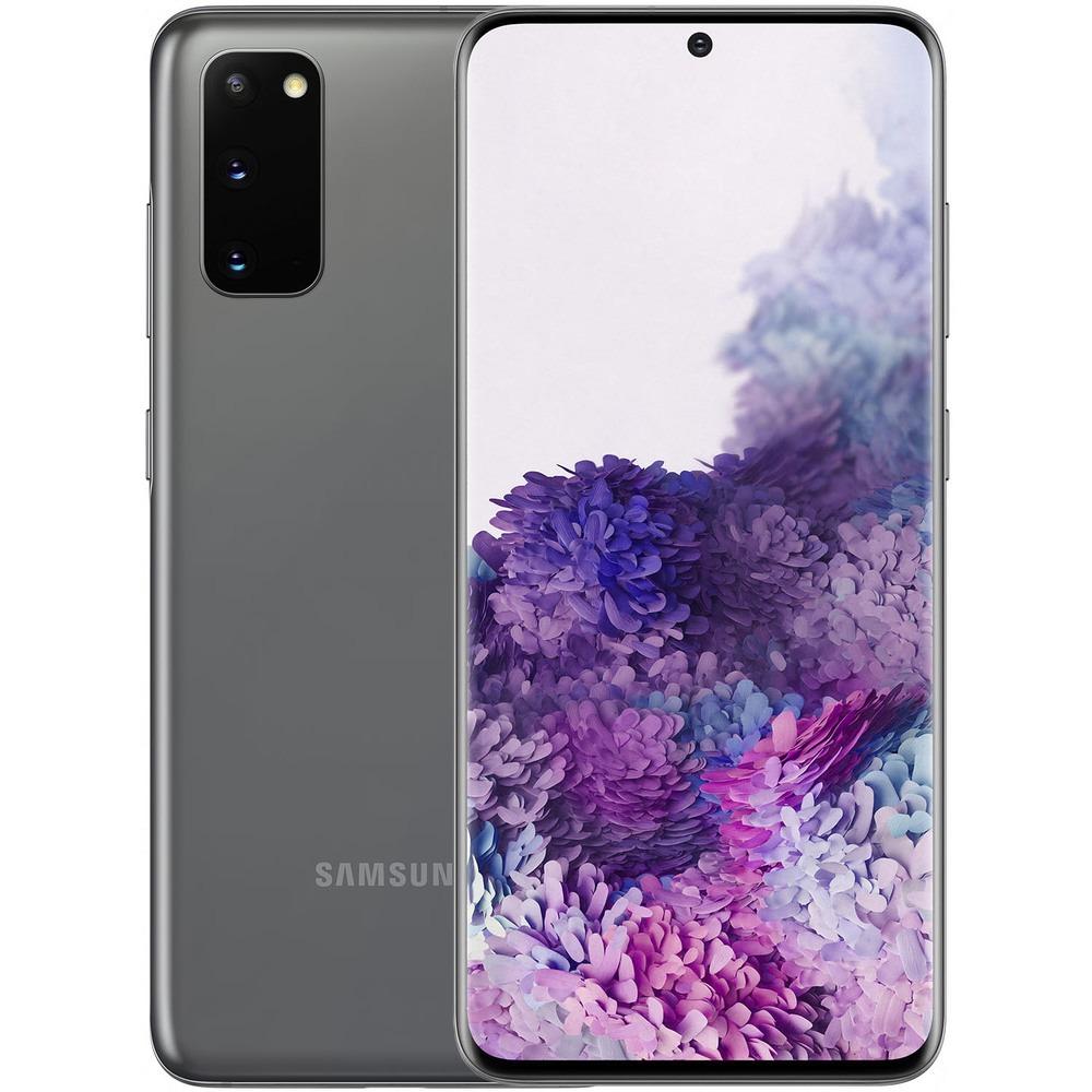 Смартфон Samsung Galaxy S20 серый купить в Москве | Технопарк