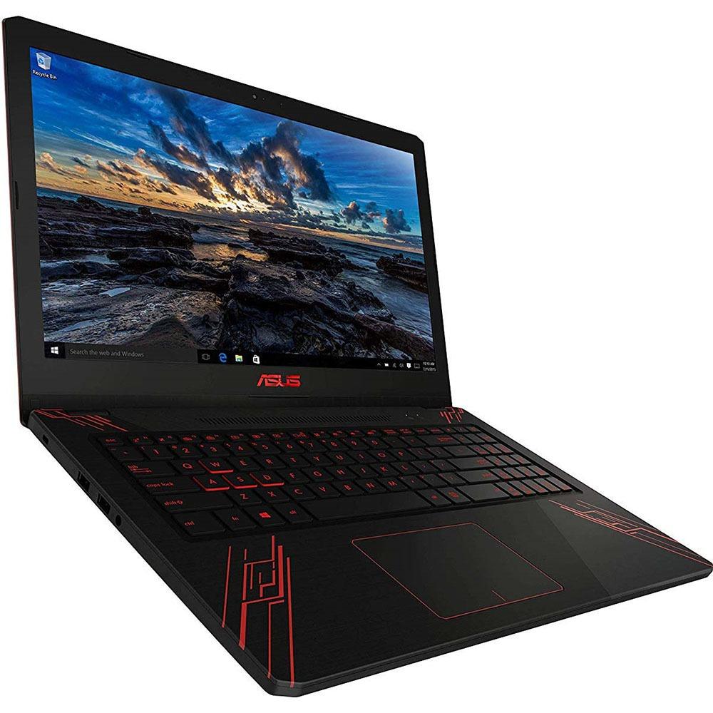 Ноутбук ASUS FX570UD-DM191T Flame Red (90NB0IX1-M02510) - фото 2
