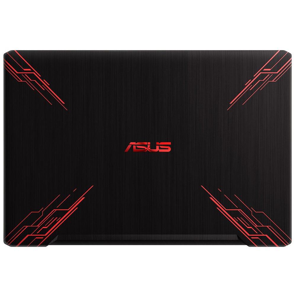 Ноутбук ASUS FX570UD-DM191T Flame Red (90NB0IX1-M02510) - фото 4