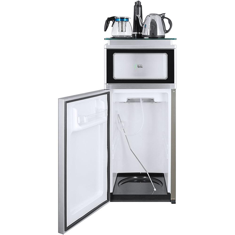 Кулер для воды Ecotronic TB3-LE UV (11276) черный/серебристый - фото 3